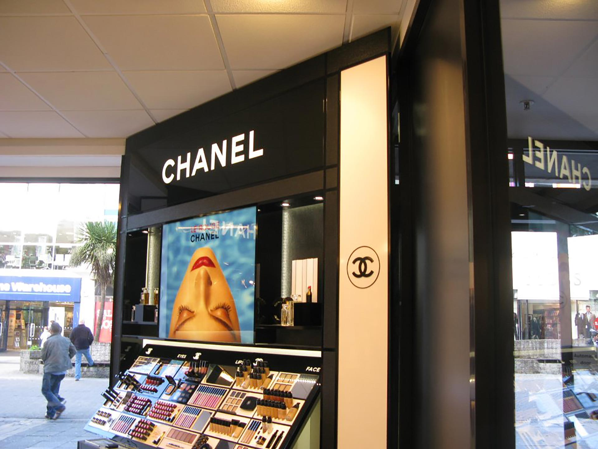 Chanel-Debenhams-Plymouth-03
