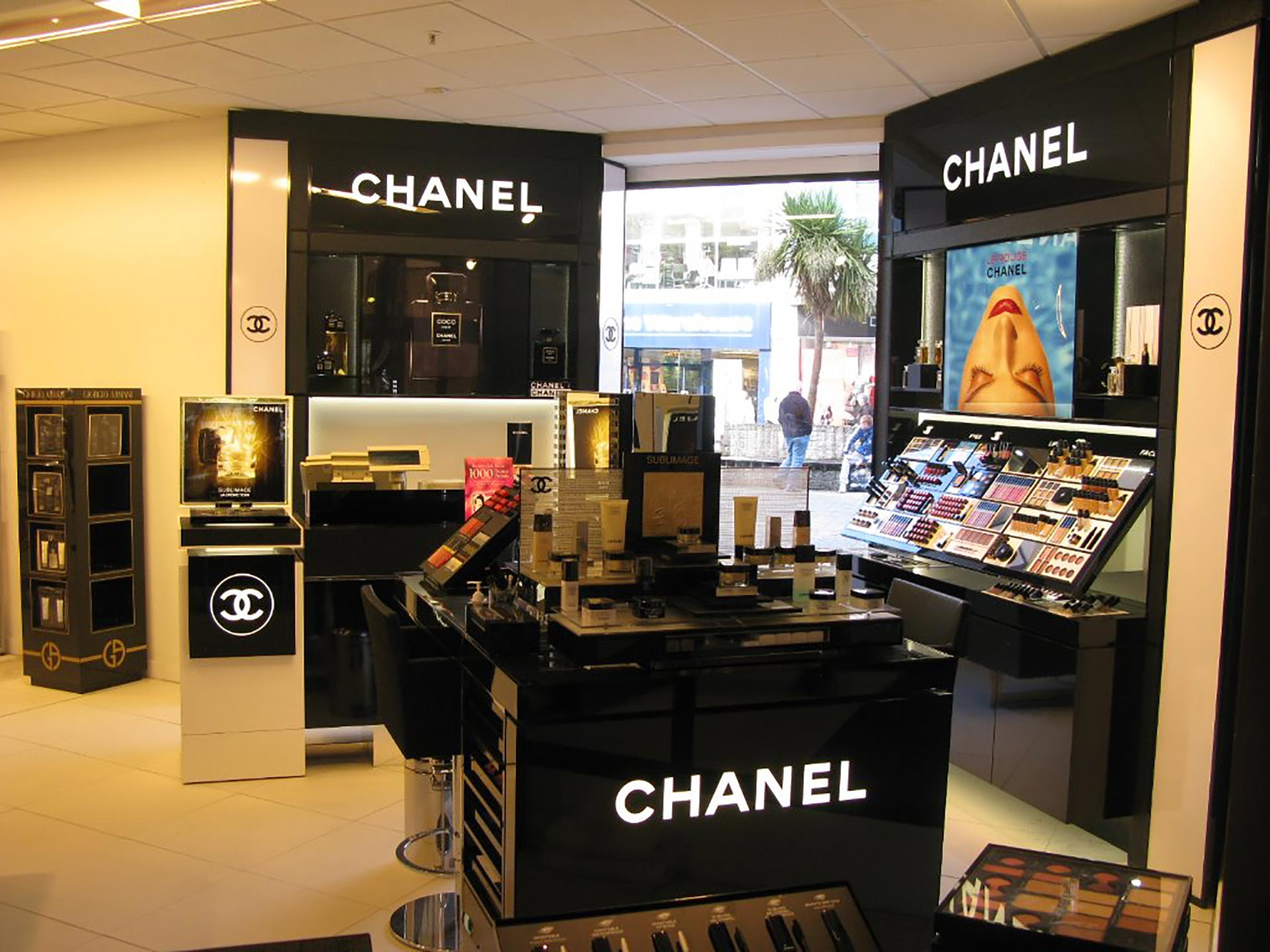 Chanel-Debenhams-Plymouth-04